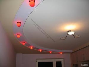 Что такое потолочный софит
