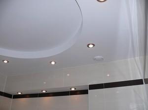 Каки софиты выбрать для потолка в ванной