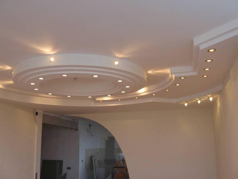 Многоступенчатый потолок