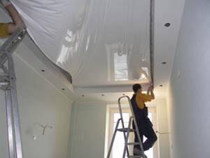 Навесные потолки как их сделать