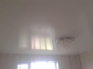натяжные сатиновые потолки фото отзывы