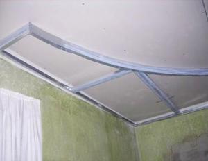 Как сделать потолок фото фото 425