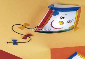 Потолочный светильник в детскую недорого