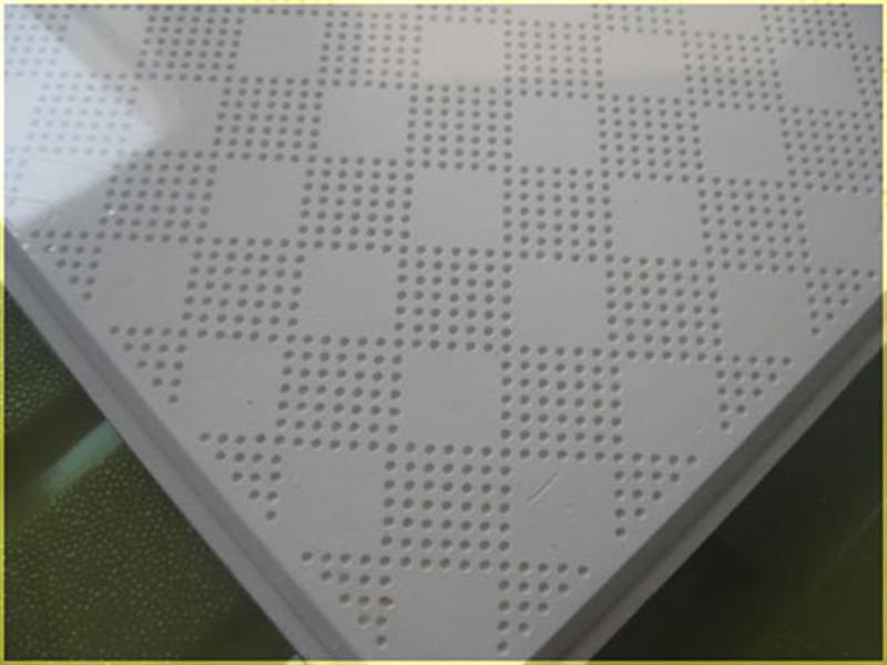потолочная плитка без рисунков