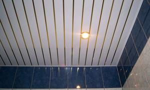 Реечные монтаж подвесного потолка своими руками фото 258