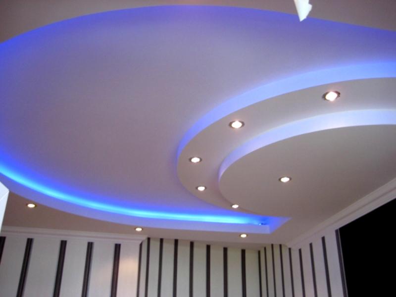 Подвесные потолки ремонт