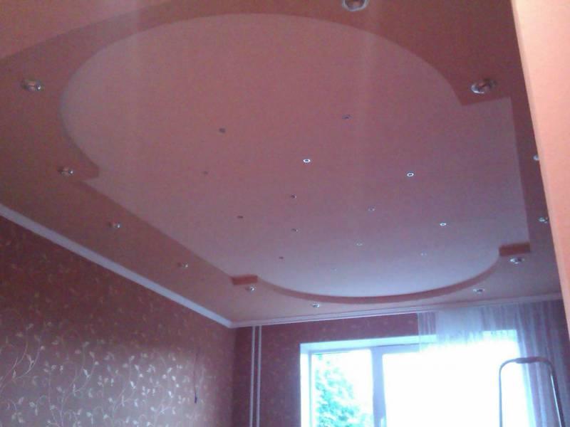 Рисунки для потолка из гипсокартона своими руками