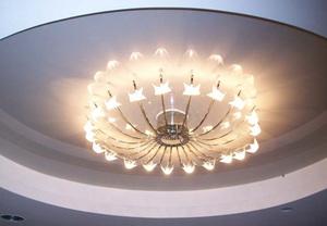 люстры для подвесных потолков фото
