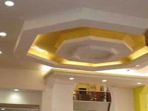 Потолок фигура фото дизайн