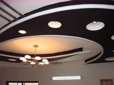 Схема подвесного потолка из гипсокартона фото 578