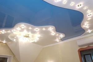 Какой натяжной потолок лучше: глянцевый или матовый?